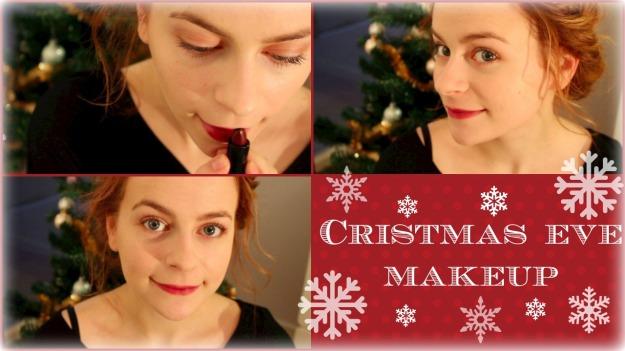 christmas eve makeup