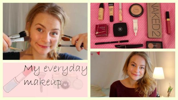 my everyday makeup thumbnail